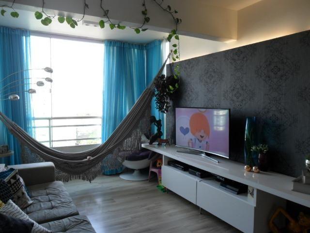 Vendo apartamento 3 quartos, 90m, 2 vagas, 349mil setor Bela Vista - Foto 3