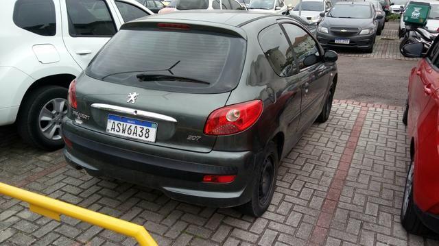 Peugeot 207 1.4 8v 2010/2011 - Foto 3