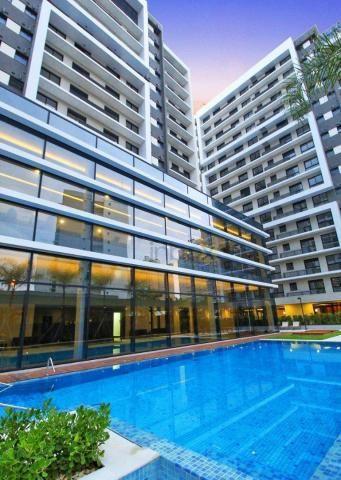 Ótimo apartamento de 1 dormitório para alugar, 42 m² por R$ 1.800/mês - Central Parque - P - Foto 16