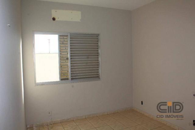 Apartamento com 3 dormitórios à locação , 103 m² por r$ 1.000/mês - bosque da saúde - cuia - Foto 10