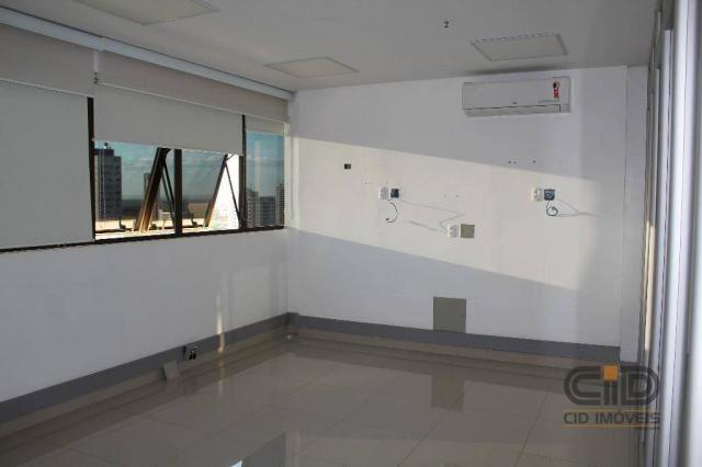 Sala para alugar, 120 m² por r$ 5.000,00/mês - jardim aclimação - cuiabá/mt - Foto 11