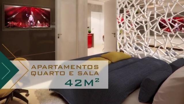 Investir Com Segurança e Rentabilidade Garantida, 1/4 Sala Próximo ao Palato PV e ao Mar - Foto 7