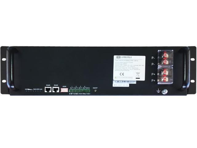 Bateria de Lítio B-PLUS 2.5 PRO 2.56KWH 48V Lítio 6.000 Ciclos - Foto 2