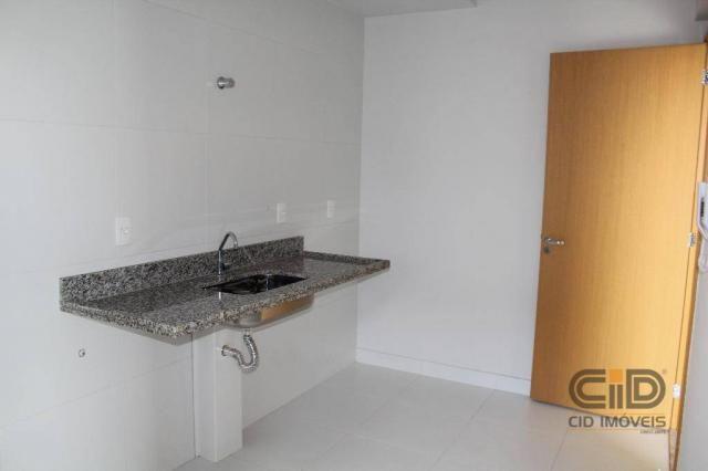 Apartamento com 2 dormitórios para alugar, 88 m² por r$ 2.500/mês - ribeirão do lipa - cui - Foto 15