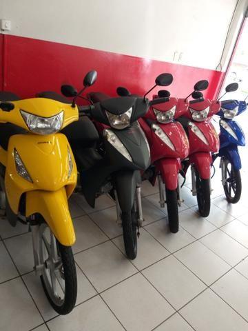 Vende-se motos até msm na promissória. ?? - Foto 5