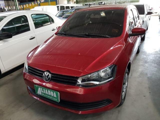 Volkswagen Voyage 1.6 8V FLEX 4P MANUAL 4P - Foto 3