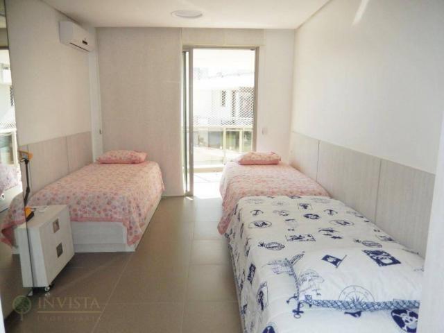 Apartamento mobiliado na praia de jurerê internacional - Foto 10