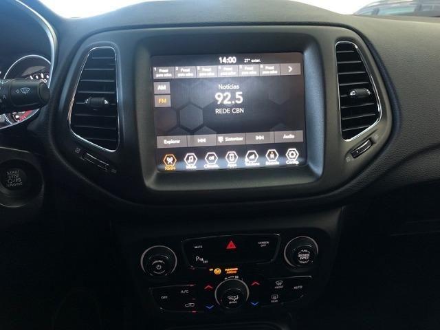 Jeep Compass Longitude 2.0 4x4 Diesel 2020 - Foto 8
