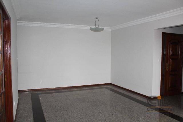 Apartamento com 3 dormitórios para alugar, 223 m² por r$ 3.500,00/mês - bosque da saúde -  - Foto 4