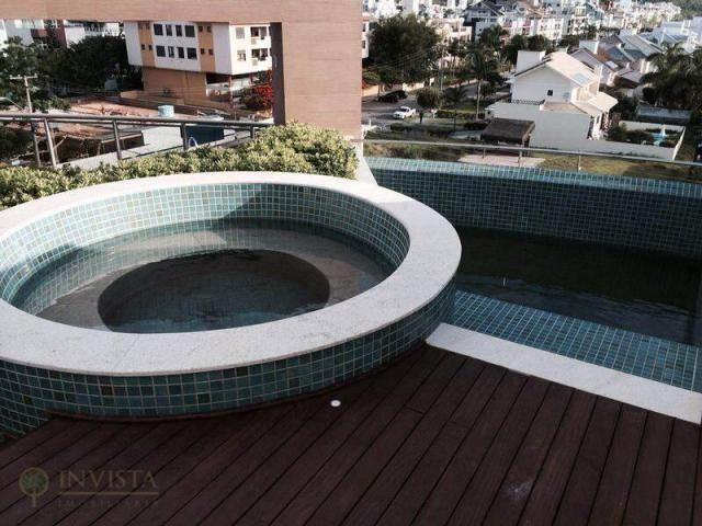 Cobertura residencial à venda, jurerê internacional, florianópolis. - Foto 8