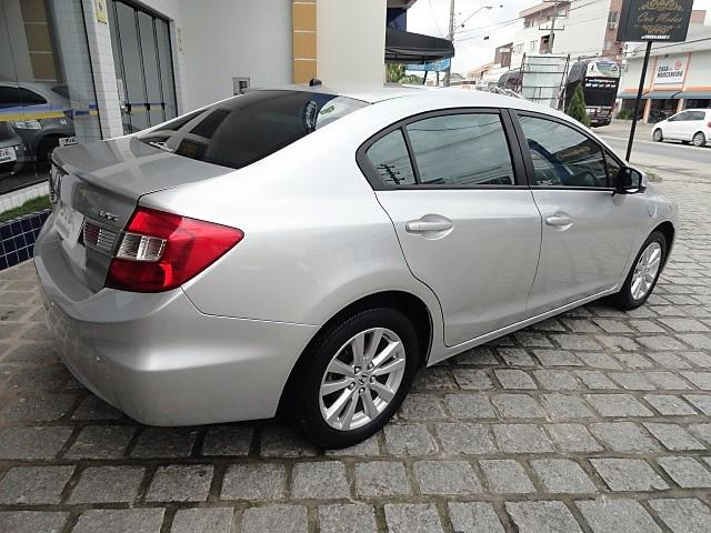 HONDA CIVIC 2012/2012 1.8 LXS 16V FLEX 4P MANUAL - Foto 7