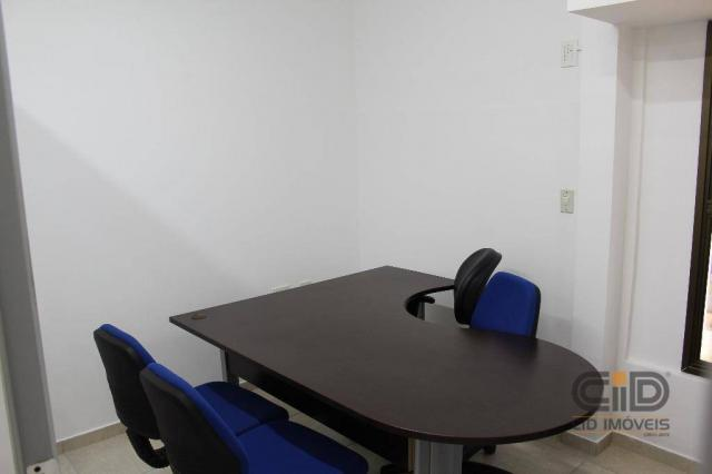 Sala para alugar, 53 m² por r$ 2.000,00/mês - jardim aclimação - cuiabá/mt - Foto 8