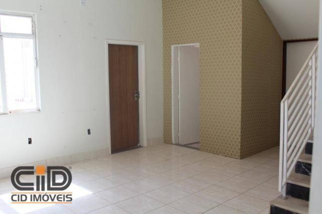 Sobrado comercial para alugar, 450 m² por r$ 4.000/mês - centro norte - cuiabá/mt - Foto 2