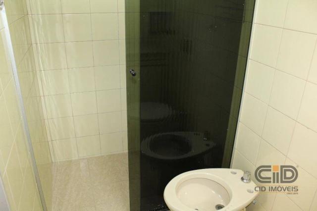 Apartamento com 3 dormitórios para alugar, 120 m² por r$ 1.900,00/mês - miguel sutil - cui - Foto 10