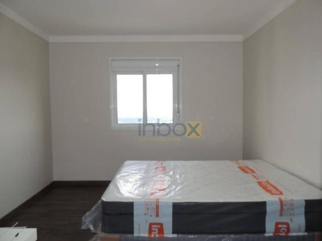 Inbox aluga - excelente apartamento de 2 dorm** suíte mobiliado na cidade alta - Foto 12