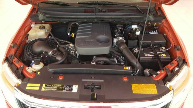 Ford Ranger XLT 3.2 4X4 CD Diesel aut - Foto 12