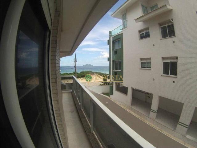 Apartamento pé na areia 2 dormi 2 suítes sol da manha - Foto 9