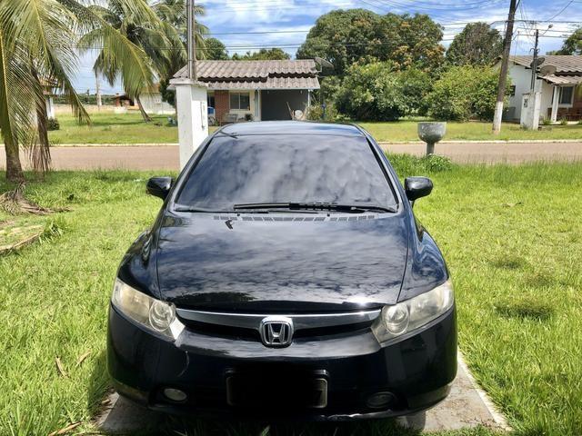 Vendo carro honda civic 2008/2008 - Foto 3