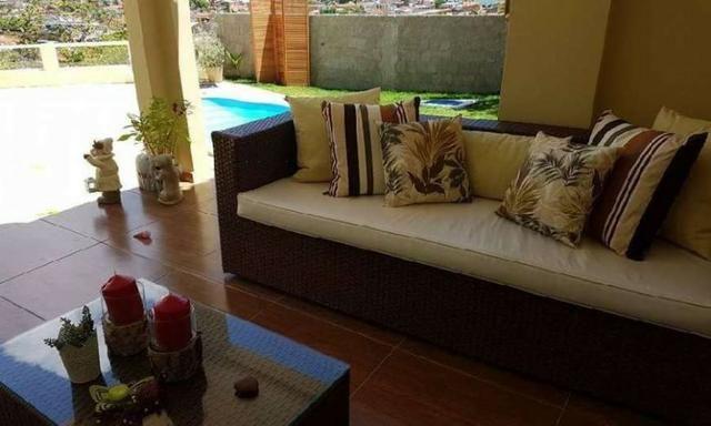 Siqueira Vende: Casa Mobiliada em Gaibu com 3 quartos com Piscina e Vista pro Mar - Foto 4