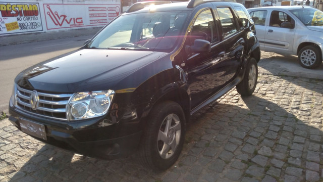 Duster 1.6 2012 Novíssima (Manual) - Foto 16