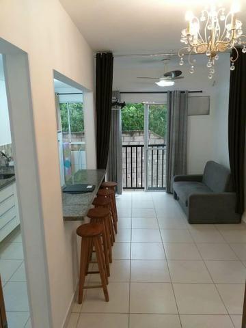 Apartamento mobiliado de TEMPORADA novinho bem localizado - Foto 8