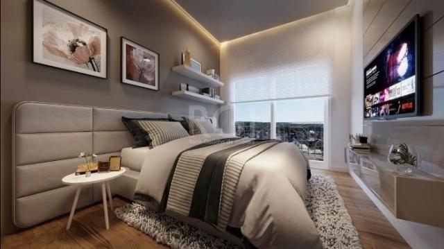 Apartamento à venda com 1 dormitórios em Várzea grande, Gramado cod:EV4091 - Foto 7