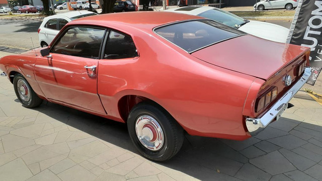 Super oferta Ford Maveric ano 1976 - 4cc mecanica 100% - Foto 4