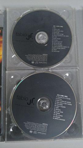 Kit CDs e DVD Fabio Júnior - Foto 6