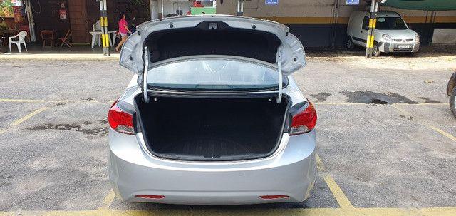 Elantra 2012 - sem pressa pra vender. Carro de garagem - Foto 10