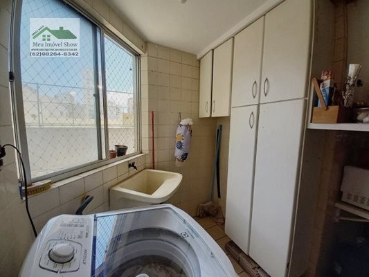 Apartamento belo com 3 qts e com armarios ate na sacada - Foto 14