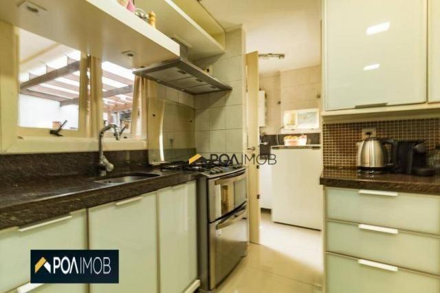 Casa com 3 dormitórios para alugar, 256 m² por R$ 3.000,00/mês - Vila Jardim - Porto Alegr - Foto 12