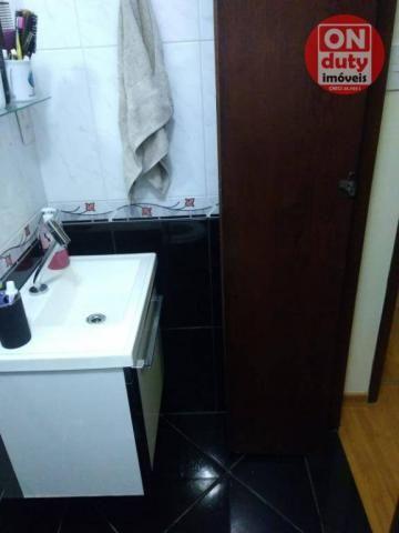 Apartamento com 3 dormitórios à venda, 90 m² por R$ 350.000,00 - Campo Grande - Santos/SP - Foto 15