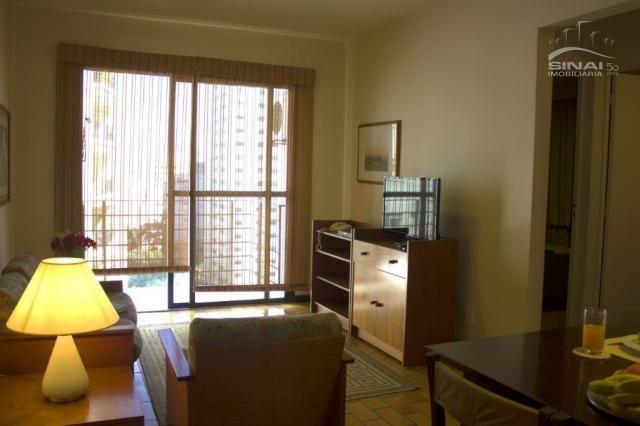 Apartamento à venda com 1 dormitórios em Cerqueira césar, São paulo cod:116517
