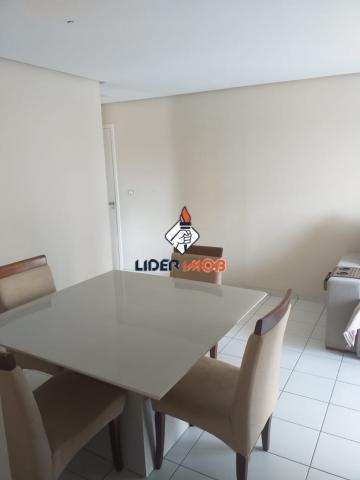 Líder Imob - Apartamento no Muchila, 3 Quartos, Suíte, Nascente, Varanda, para Venda, Cond - Foto 3