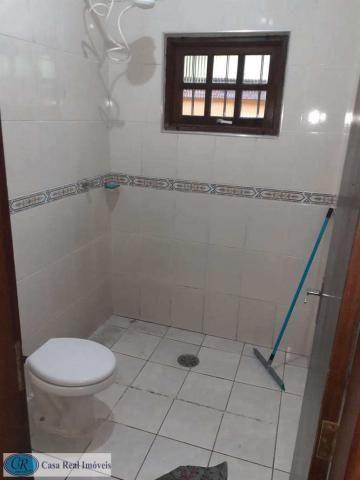 Casa à venda com 1 dormitórios em Ocian, Praia grande cod:478 - Foto 9