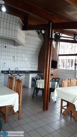 Apartamento à venda com 1 dormitórios em Guilhermina, Praia grande cod:245 - Foto 10