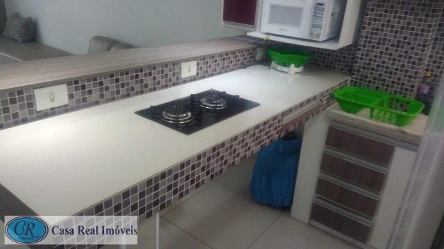 Kitchenette/conjugado à venda com 1 dormitórios em Aviação, Praia grande cod:354 - Foto 2