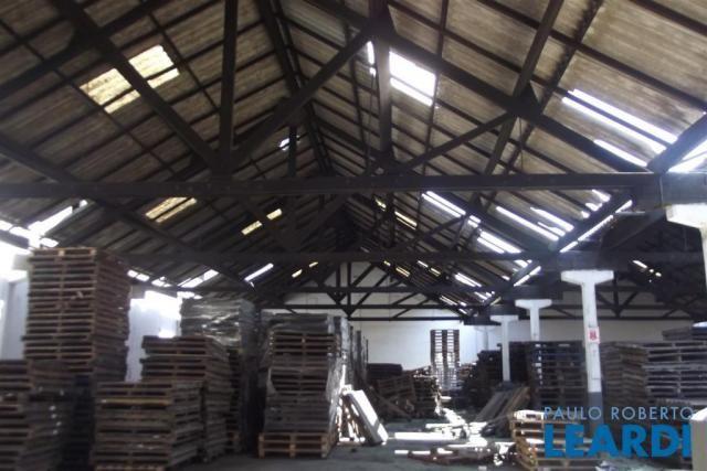 Galpão/depósito/armazém à venda em Vila matias, Santos cod:393267 - Foto 3