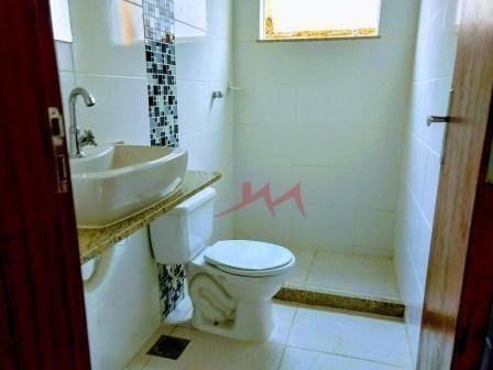 Casa com 3 quartos à venda, 80 m² por R$ 350.000 - Centro (Manilha) - Itaboraí/RJ - Foto 11