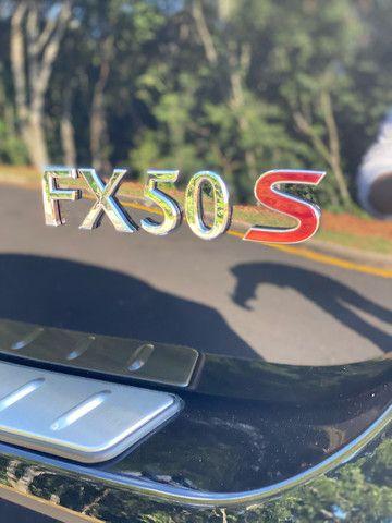 INFINITI FX 50 S 5.0 V8 - Foto 12
