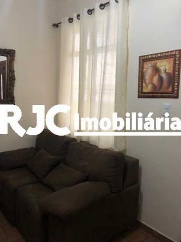 Casa de vila à venda com 4 dormitórios em Tijuca, Rio de janeiro cod:MBCV40053 - Foto 12
