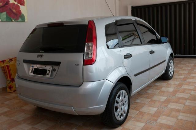 Ford Fiesta 4 portas FLEX ano 2008/2009 - Foto 3