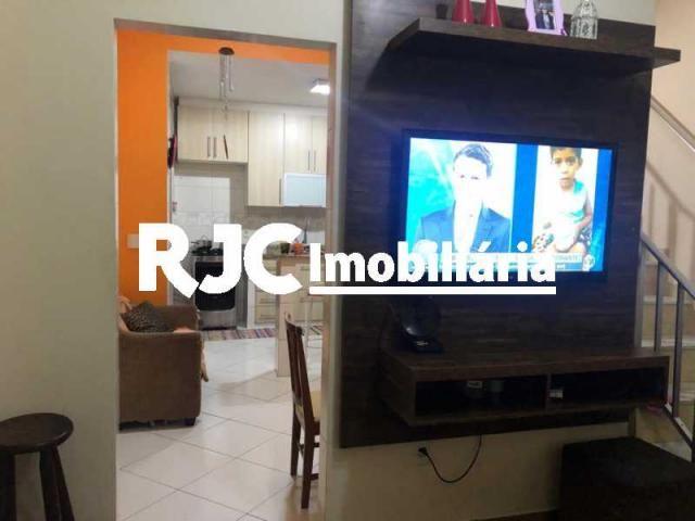 Casa de vila à venda com 4 dormitórios em Tijuca, Rio de janeiro cod:MBCV40053 - Foto 3