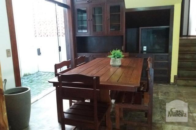 Casa à venda com 5 dormitórios em Dona clara, Belo horizonte cod:260350