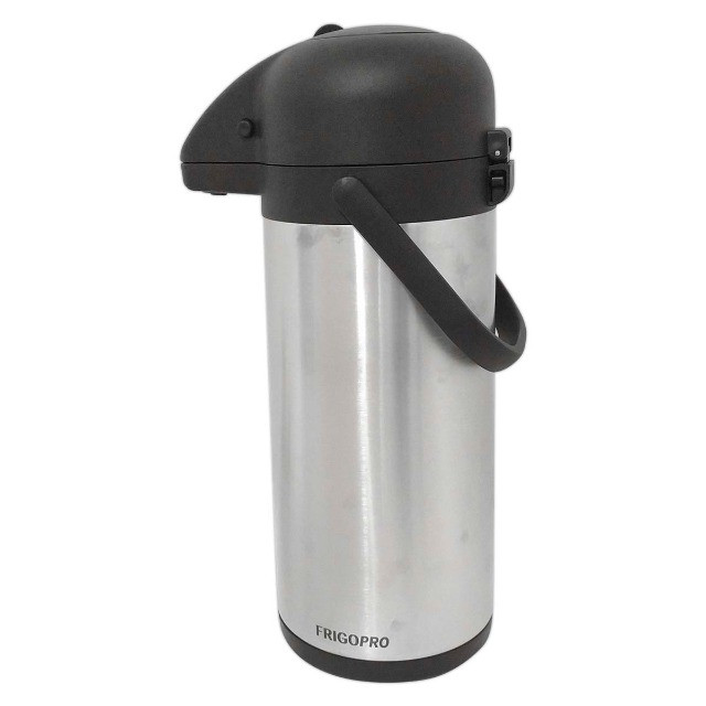 Garrafa Termica Aço Inox 3 Litros Inquebrável Quente e Fria