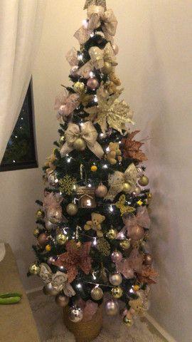 Laços para decorar árvore de natal  - Foto 5