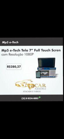 Multimídia MP5 e-tech light - Foto 3