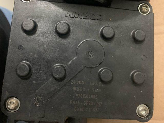 Atuador embreagem atego cambio automático ORIGINAL WABCO - Foto 2