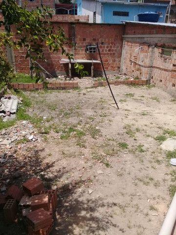Armando Mendes com casa e terreno medindo 08 x 25 - Foto 4