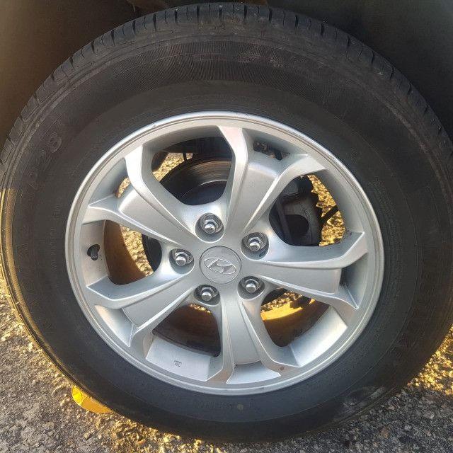Hyundai Tucson Gls 2016 Automática (gnv) - Foto 8
